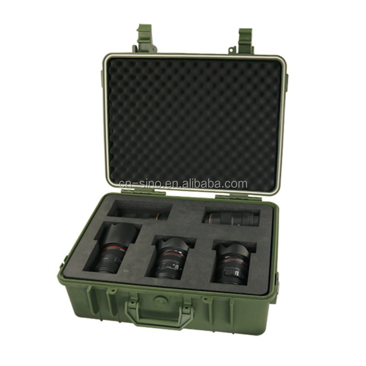 universal plastic waterproof professional camera filter case