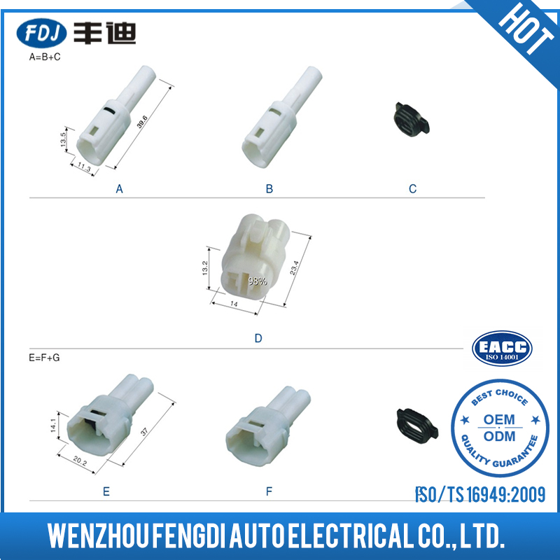 Cheap Promotional Prices OEM 10-32 Microdot Connector