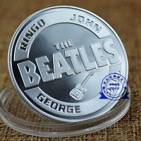 The Beatle Band Commemorative Coin