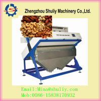 2 to 5 dons per hour color catcher for wheat nut