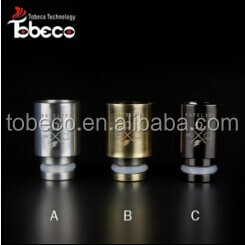 new deisgn glass drip tips with factory price wide bore drip tips