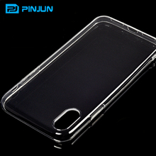 wholesale soft transparent slim phone case for iphone 8 cases tpu
