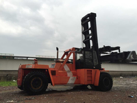 used kalmar full load container handler