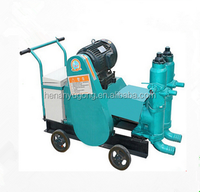 grouting injection hand operate cement grouting small piston pump high pressure well water