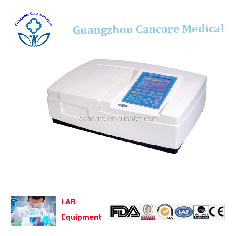 portable uv vis spectrophotometer model