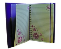 office supply shining led notebook manufacturer