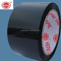 electric fires water-proof adhesive tape black PVC electrical insulation anti-slip tape