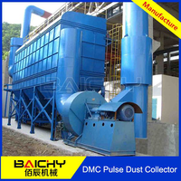 bttery mill used cyclone dust collector