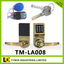 TM-LA008 Digital Electronic PIN Code Door Lock with remote control function