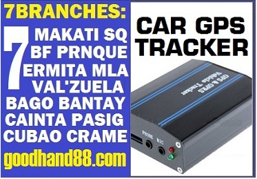 GPS Vehicle / Car / Truck/Personal Tracker