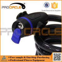 Hight Safety Steel Cable Wire Bike Lock