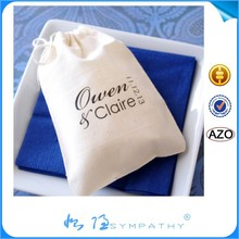 alibaba china wholesale cheap small cotton fabric drawstring bags