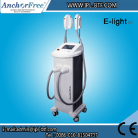 IPL RF High Quality Elight Hair Removal Machine Mesotherapy Devices (A7A)