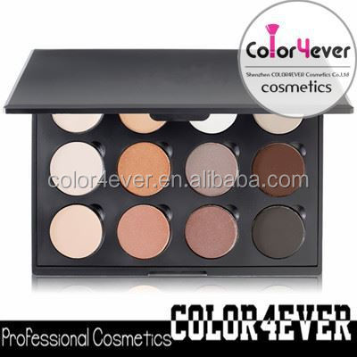 black magnet eyeshadow palette packaging wholesale empty eyeshadow palette cosmetics wholesale
