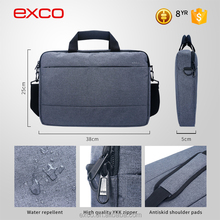 EXCO grey bag accessory promotion sling 13'' laptop bag with single shoulder strap for Macbook