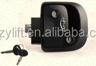 Vehicle Mechanical entry door handle