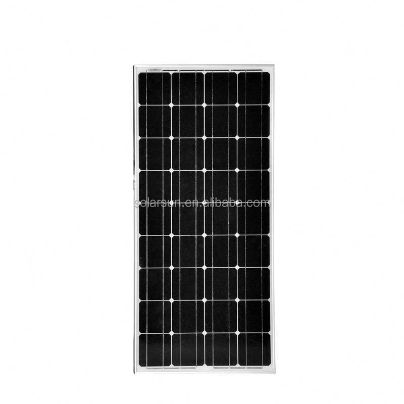 260w solar panel made in china high efficiency industrial solar panel