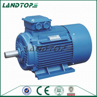 Y2 high efficiency Flange Mounted B5 energy saving eff2 electric motor