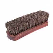 Hot Sale fashion saving horsehair shoe brush