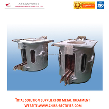 0.5T 1T 1.5T 2T 3T 5T 10T 12T Steel And Iron Medium Frequency Scrap Induction Melting Furnace