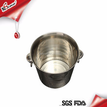 New Design Hot Selling Stainless Steel Bacardi Ice Bucket