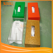 Hot special acrylic tissue boxes display