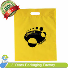Custom Thickness 50 micron plastic bag