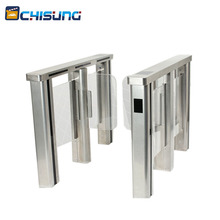 Automatic Commercial Swing Door Glass Gate Barrier