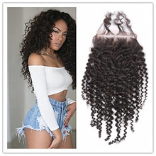 delhi import companies human 100%unprocessed top grade extensions 20 inch For Office Lady koryn hair closure