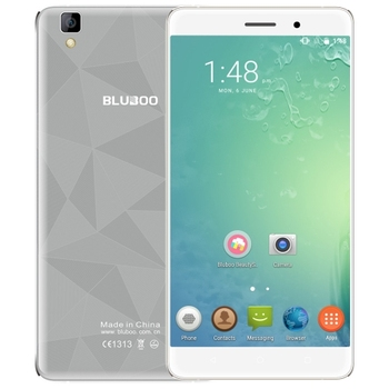 Unlocked Original BLUBOO Maya, 2GB+16GB 5.5 inch Android 6.0 MTK6580A Quad Core up to 1.3GHz, 3G Mobile Phone