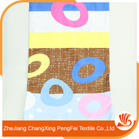 Soft brushed fabric textile for promotion