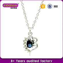 Fashion Jewelry wholesale wire stone necklace