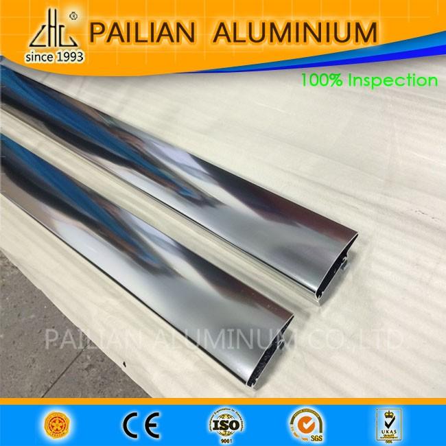 aluminium bathroom door profile
