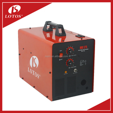 Lotos best quality high frequency 175 single use mig welder mig 175 for aluminum welding
