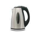 1.7L Stainless Steel Electric Kettle With LED