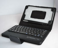 Bluetooth Leather Keyboard Case Cover for Samsung Galaxy Tab 4 7 inch T230 Tablet