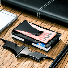 New Design carbon fiber Credit Card Bag/Business Card Holder/Name Cards Case