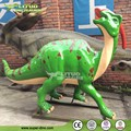 Outdoor Playground Amusement Fiberglass Dinosaur Sculpture