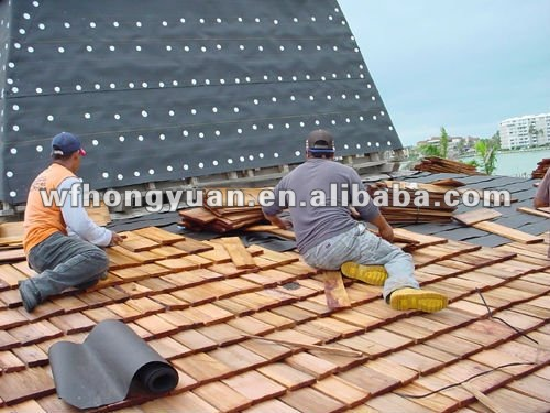 asphalt fiberglass roof tile cheap price