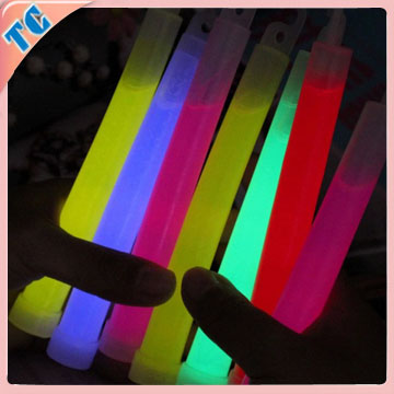 6 inch chemical light glow stick