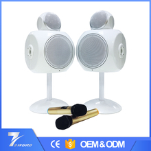 2017 new creative mini 6.5 inch dual robot speakers,waterproof bluetooth home theater speakers with bangla audio song download