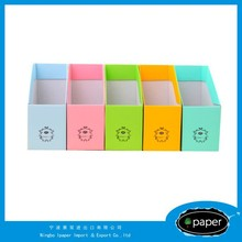 plastic document holder document file holder handle file box case