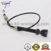 auto accelerator cable, throttle cable with high quality for Korean cars