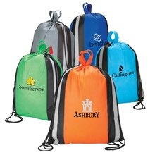 XS-2362 Custom Promotion Cheap Nonwoven Drawstring bag
