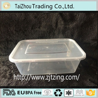 Microwave Plastic Food Container