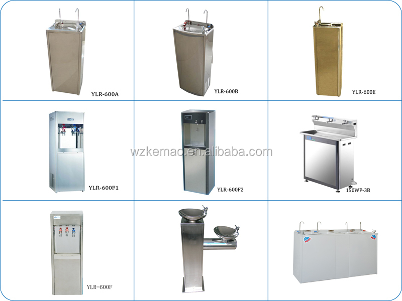 outdoor stainless steel water fountain,water cooler