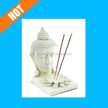 Buddha Incense Stick Holder and Incense Burner and T Light Candle Holders