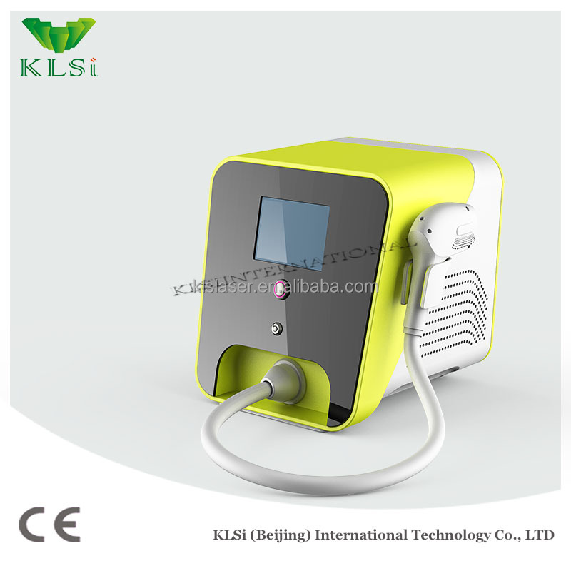 New upgraded portable diode laser 808nm hair removal machine with CE/TUV