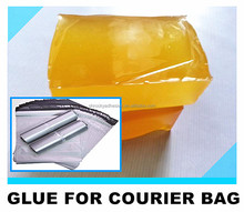 good quality factory courier packaging bag hot melt glue adhesive