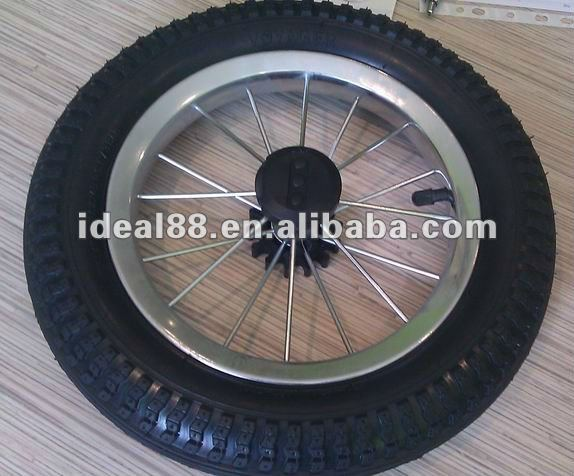 rubber wheel 121/2x21/4